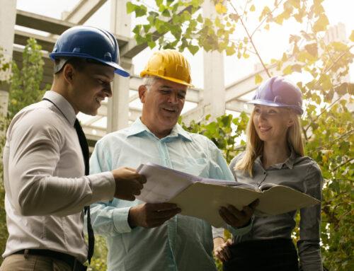 Zusammenarbeit zwischen Technik und Finanz in der Bauwirtschaft